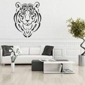 Naklejka ścienna - Tygrys