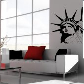 Naklejka ścienna - USA