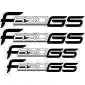 Naklejka Moto - BMW F 650GS