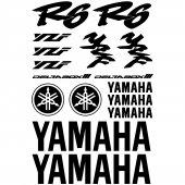 Naklejka Moto - Yamaha R6
