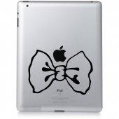 Naklejka na iPad 2 - Kokardka