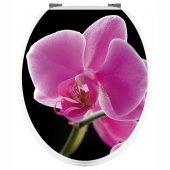 Naklejka na WC - Orchidea