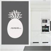 Naklejka Tablica Biała Velleda - Ananas