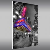 New York - Forex Print