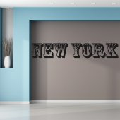 New York Wall Stickers