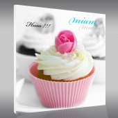 Obraz Forex - Babeczki Cupcake