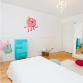Octopus Wall Stickers