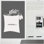 Olive Branch - Whiteboard Wall Stickers