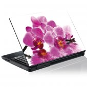 Orchid Laptop Skins