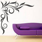 Ornament Wall Stickers
