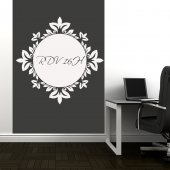 Ornament - Whiteboard Wall Stickers