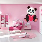Panda Wall Stickers