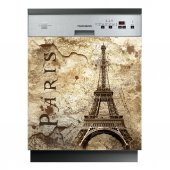 Paris - Dishwasher Cover Panels