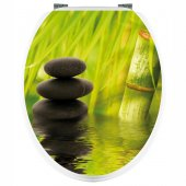Pebbles - Toilet Seat Decal Sticker