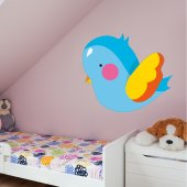 Piou Piou Wall Stickers
