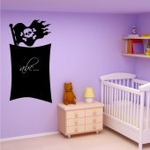 Pirate - Chalkboard / Blackboard Wall Stickers