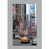Plakat samoprzylepny - New York