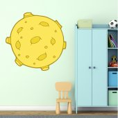 Planet Wall Stickers