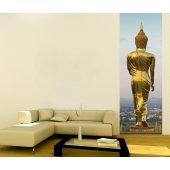Pojedynczy Samoprzylepny Pasek Plakat - Budda