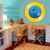 Porthole Wall Stickers
