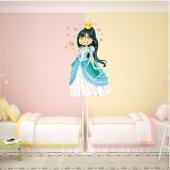 Princess Wall Stickers