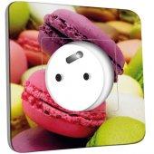 Prise décorée Macarons 3