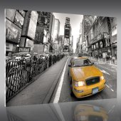Quadro Plexiglass Taxi