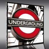 Quadro Plexiglass Underground