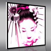 Quadro PVC Forex Geisha