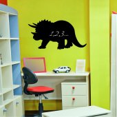 Rhino - Chalkboard / Blackboard Wall Stickers