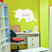 Rhino - Whiteboard Wall Stickers