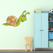 Snail Wall Stickers