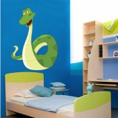 Snake Wall Stickers