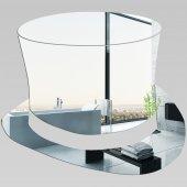 Specchio acrilico plexiglass - cappello