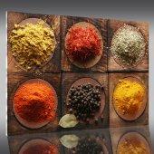Spices - Acrylic Prints