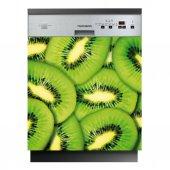 Spülmaschine Aufkleber Kiwi