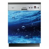 Spülmaschine Aufkleber Ozean