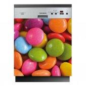 Spülmaschine Aufkleber Süßigkeiten