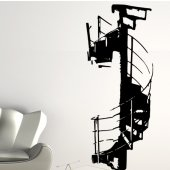 Staircase Wall Stickers