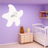 Starfish - Whiteboard Wall Stickers