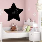 Stars Chalkboard / Blackboard Wall Stickers