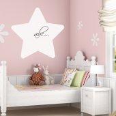 Stars Whiteboard Wall Stickers