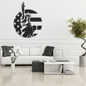 Statue of Liberty Wall Stickers