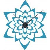 Sticker ceas de Perete roses des sables