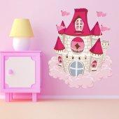 Sticker Copii Castel