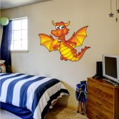 Sticker Copii Dragon