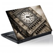 Sticker laptop exterior Big Ben