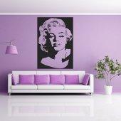 Sticker Marilyn Monroe