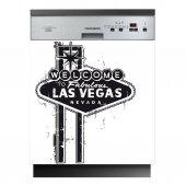 Sticker Masina de Spalat Vase Las Vegas