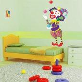 Sticker Pentru Copii Clovn
